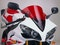 Owiewka Puig Racing Yamaha YZF-R1 Czerwona