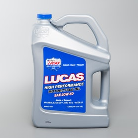 Lucas Oil SAE 20W-50W Engine Oil, 5 litres