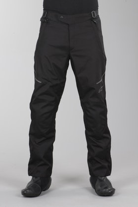 Alpinestars AST-1 2016 Waterproof Trousers Black-Short