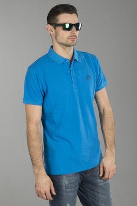 Acerbis Iron SP Club Polo Flourscent Blue