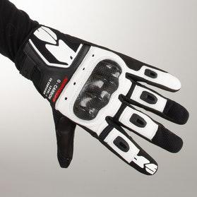 Rękawice Spidi G-Carbon Białe