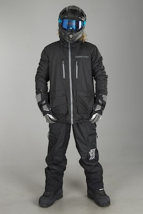 Snowpeople Sibiric Pro Touring Jacket Black