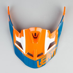 GPX 4.5 V20 #M-XXL Helmet Peak Orange-Denim