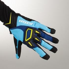 Klim Dakar MX Gloves Blue