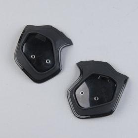 Náhradní Loketní Slidery IXS 1 RS-1000 Matně Černé