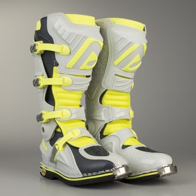 Acerbis X-Move 2.0 Boots Grey-Yellow