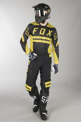 Fox Flexair Preest MX Clothes Dark-Yellow MX 18