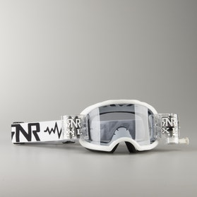 Crossové Brýle Rip 'n' Roll Colossus XL Bílá