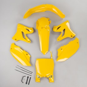 Cycra Powerflow Plastic Kit Gold