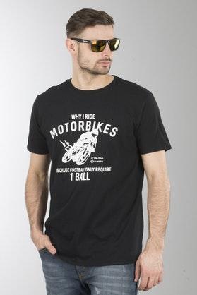 Koszulka XLMoto 1Ball Czarna