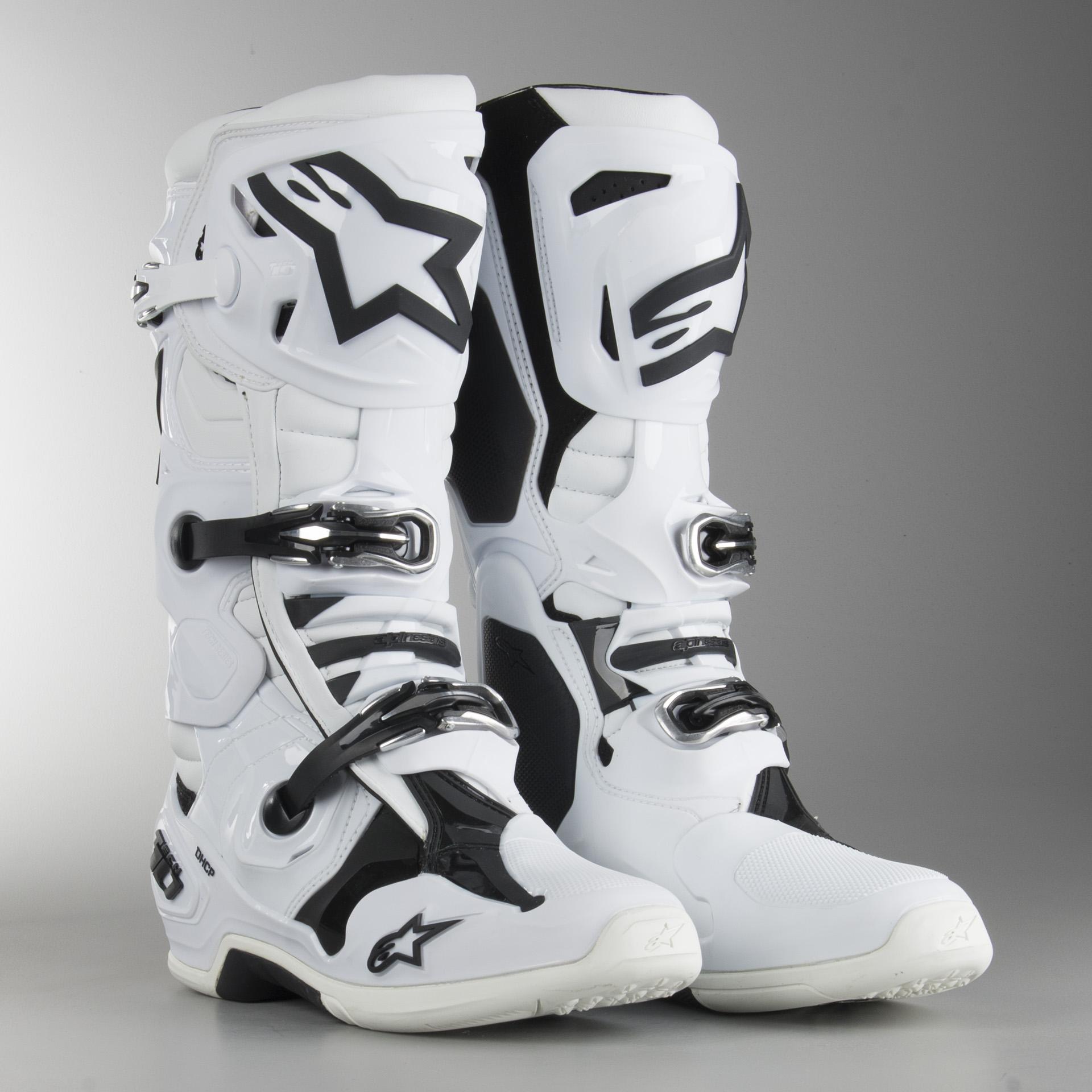 Alpinestars Tech 1 Boots-Black-6