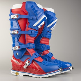 Acerbis X-Move 2.0 Boots Red-Blue