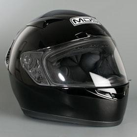 Kask MDS New Sprinter Mono, czarny