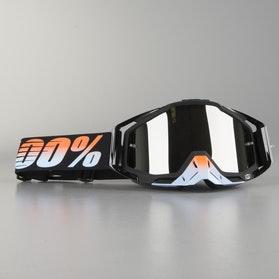 100% Racecraft MX Goggles Starlight
