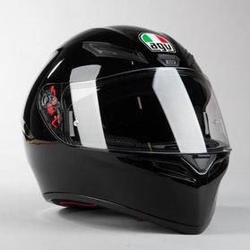 Kask Motocyklowy AGV K1  Czarny
