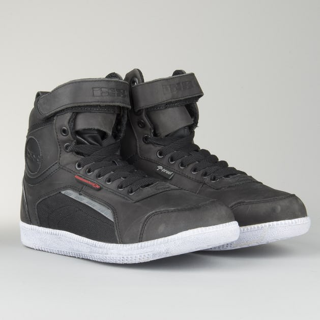3f681a34765 IXS Sneaker Motorcycle Shoe Black - Now 20% Savings - XLmoto.eu