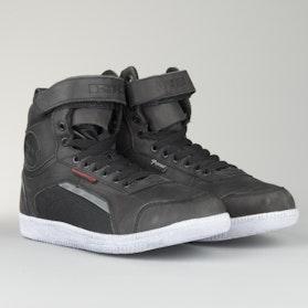 IXS Sneaker Motorcycle Shoe Black