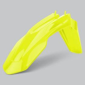 Błotnik Przedni Polisport Neonowożółty