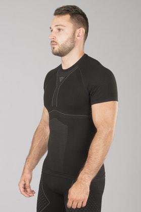 T-Shirt Funkcjonalny Dainese D-Core Dry SS Czarno-Szary