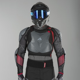 Acerbis Scudo CE 3.0 Chest Protector Grey