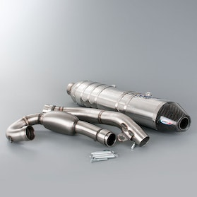 HGS Exhaust system