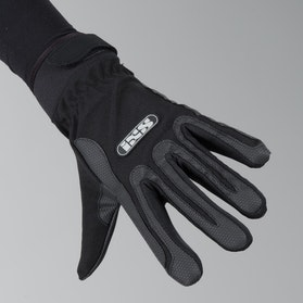 Ochranné rukavice IXS Mechanic 2 Černá