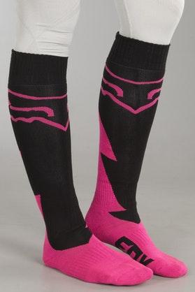 Ponožky Fox Fri Thick - Mastar Socks Černé