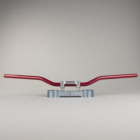Kierownica LSL Street Czerwona 22mm