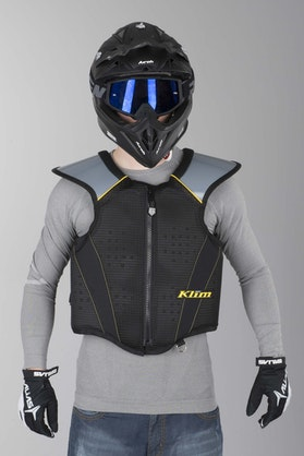 Kamizelka ochronna Klim Tek Vest Czarny