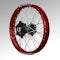 Talon Rear Wheel Black-Red