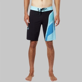 Fox Dive Seca Board Shorts Black
