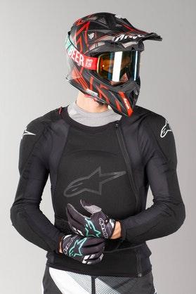 Alpinestars Sequence Protection Jacket Long Sleeve Black