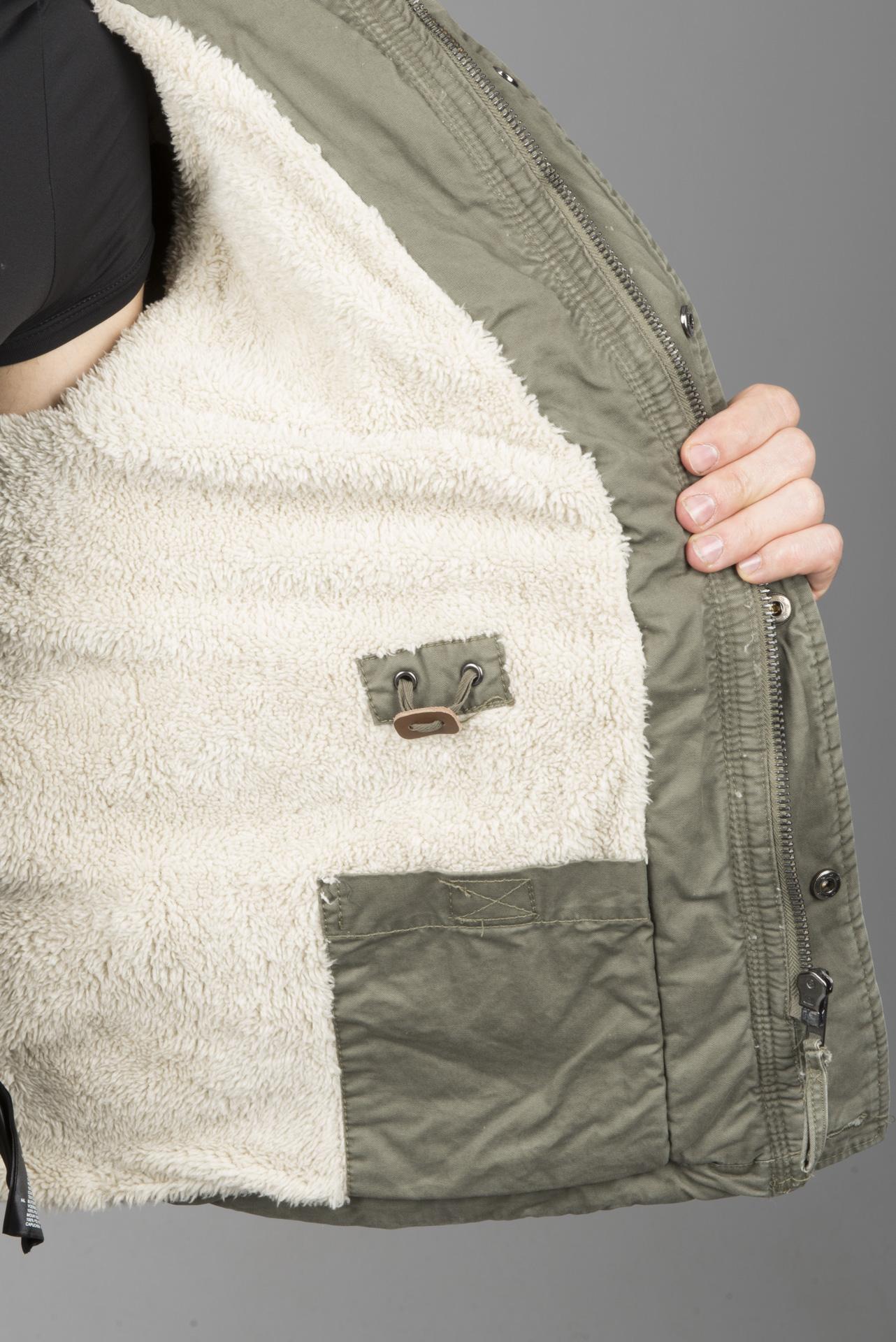 Brandit Britannia Winter Jacket Olive Best Buy today