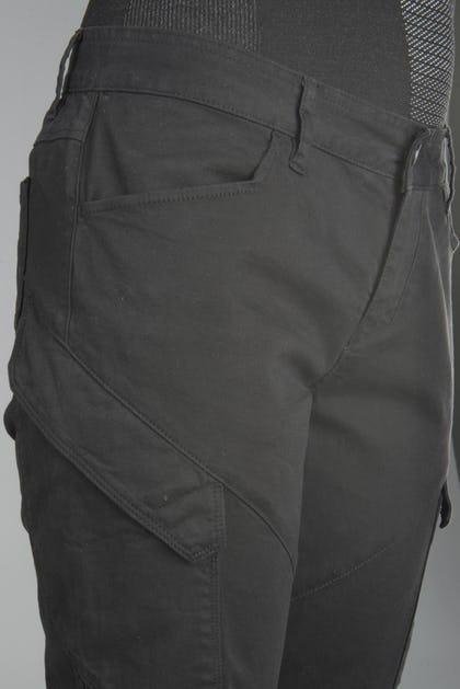 Spodnie Cargo Dainese Kargo Damskie Czarne