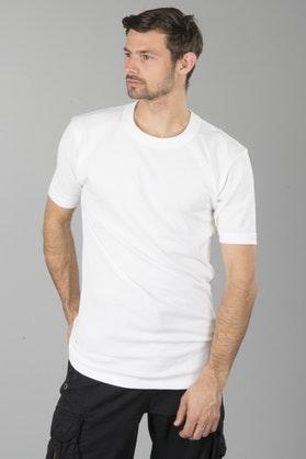 T-Shirt Brandit BW Baselayer Biały