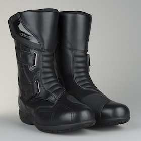 Alpinestars Roam 2 Waterproof Moto Boots Black