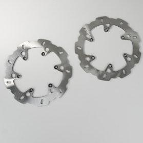 Braking Brake Disc Rear