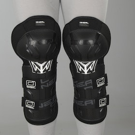 O'Neal PRO III Carbon Look Knee Guards