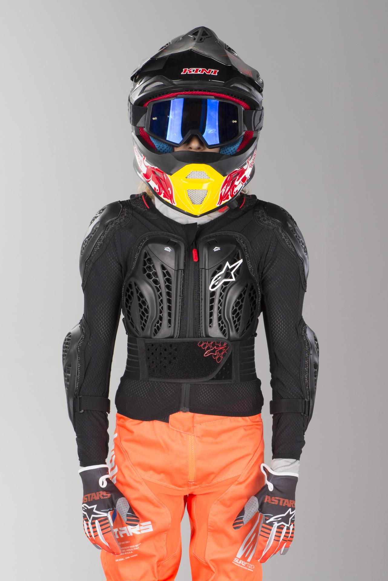 Alpinestars Chaqueta con protecciones Bionic Action Jacket