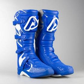 Acerbis X-Team MX Boots Blue-White