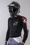 Bunda s Chrániči Alpinestars Bionic Plus Černo-Červeno-Bílá