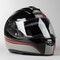 IXS 215 2.1 Integral Helmet Black-Grey-Red