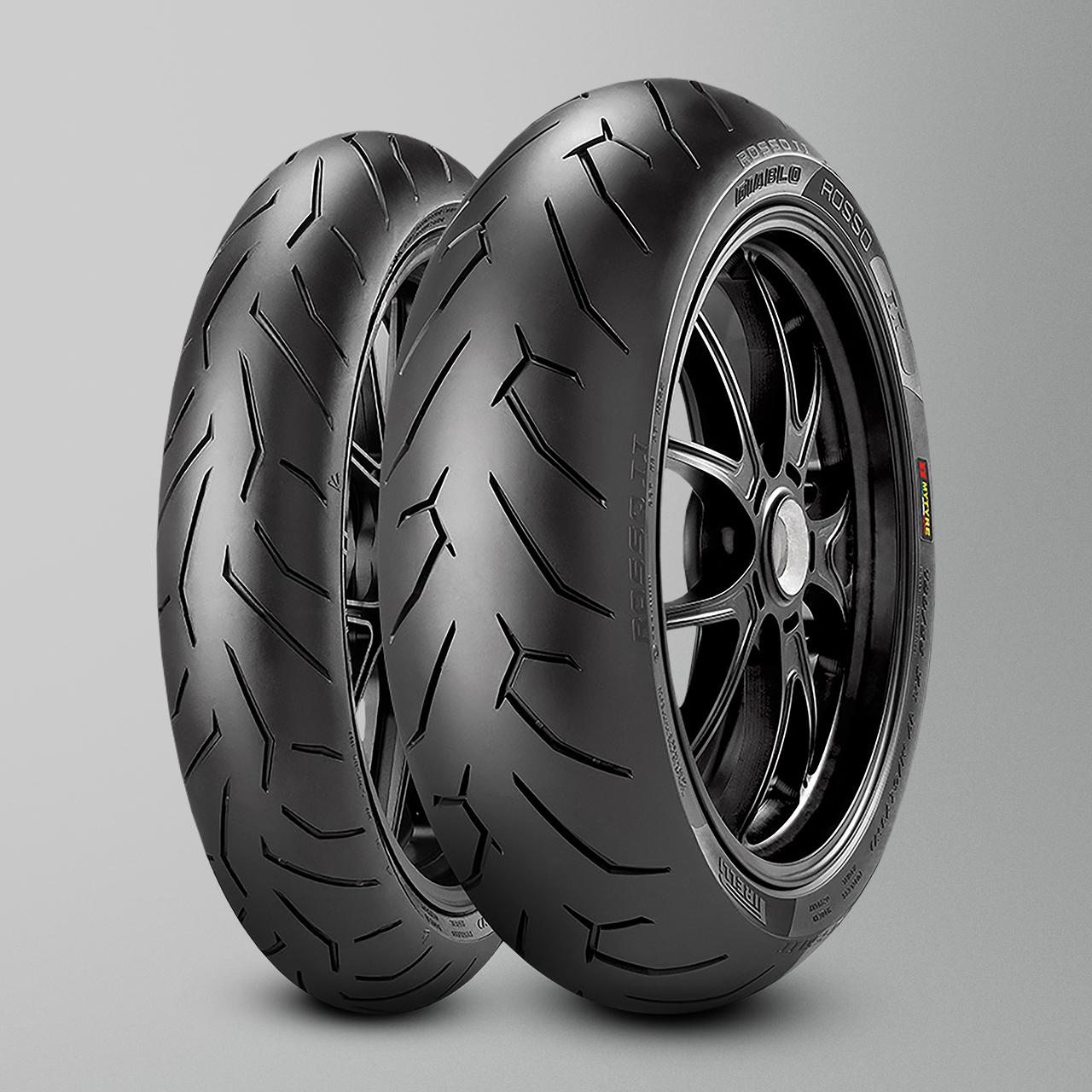 Diablo™ Rosso 2 Motorcycle tyre