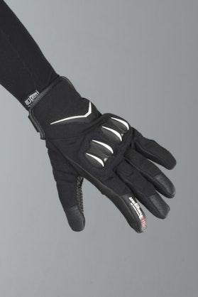 Rękawice Furygan Sisko Czarno-Białe