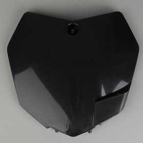 RTech Number Plate - Black