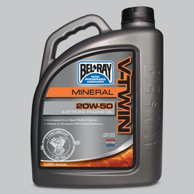 Olej Silnikowy Bel-Ray V-Twin Mineral 20W50