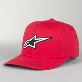Alpinestars Corporate Cap Red