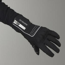 Bering Ladies Auria EVO Gloves Black-Silver