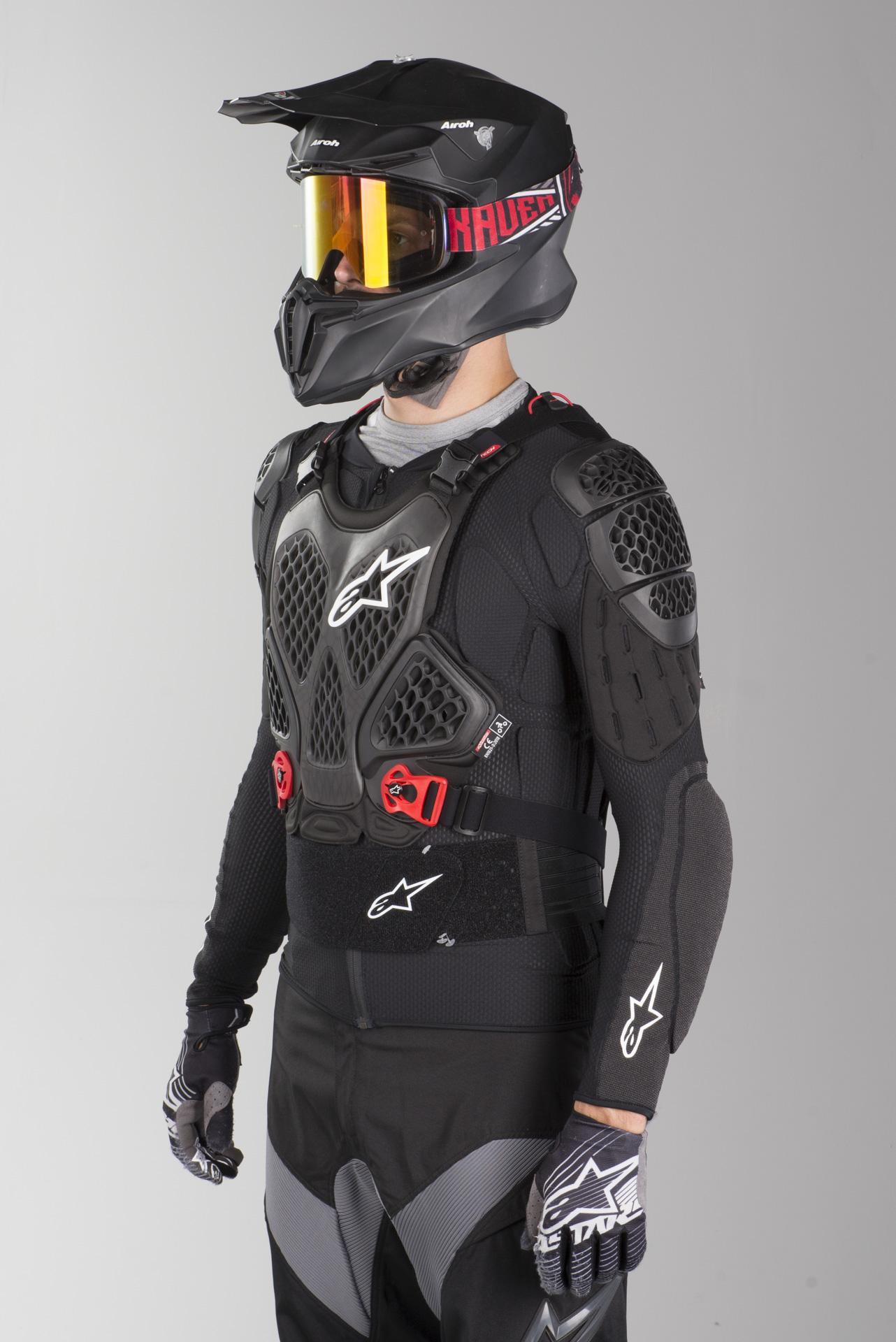 New Alpinestars Bionic Tech V2 Protection Jacket w// Free Shipping