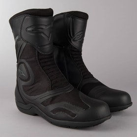 Buty Alpinestars Air Plus GT-czarne